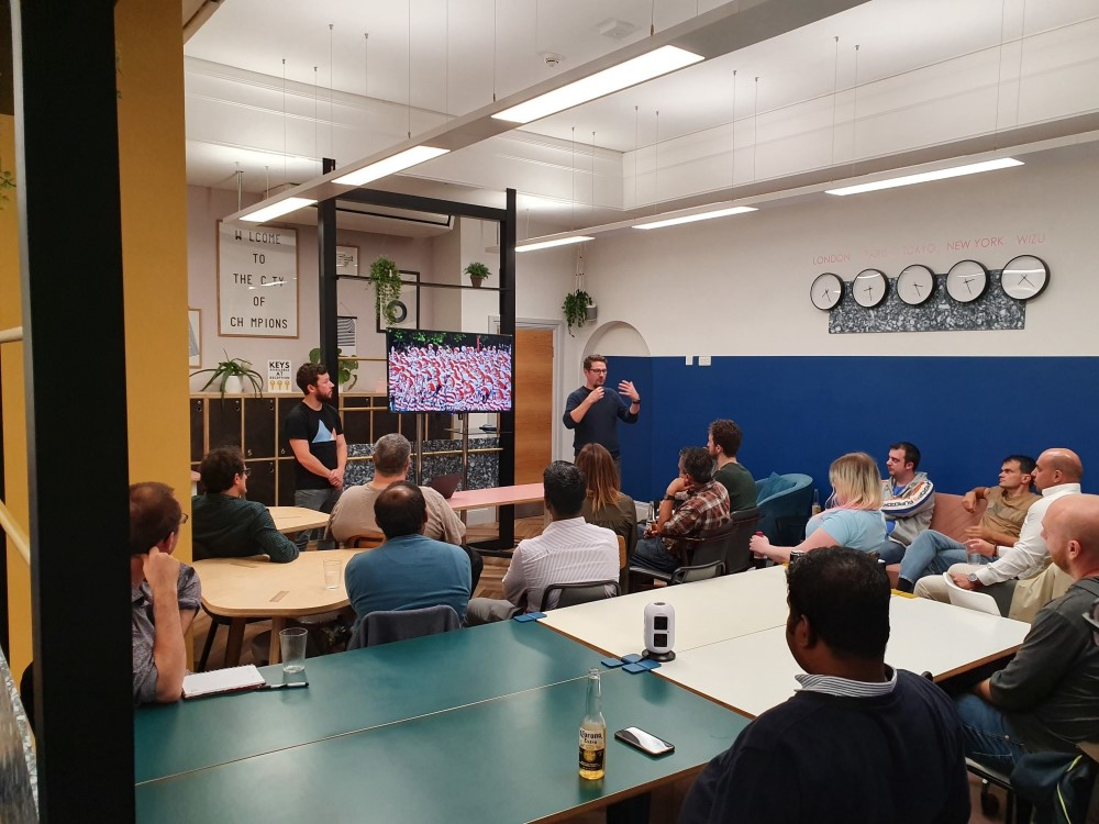 A DBA talk from The DataShed at Leeds Data Platform & Cloud User Group in the Wizu Workspace, Leeds